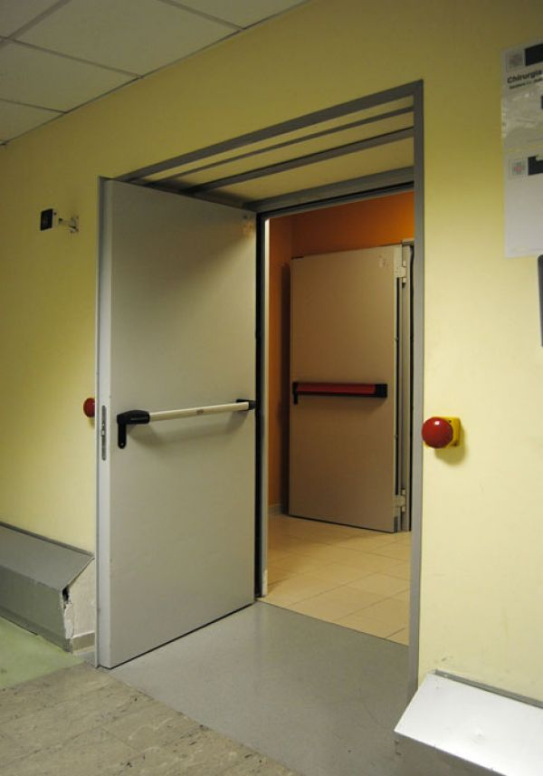Porte reversibili rei 60 e rei 120 centro service for Porte 60 x 120