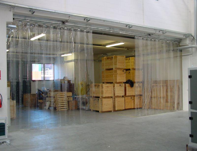 Chiusure A Strisce Porte Sezionali Per Garage Portoni